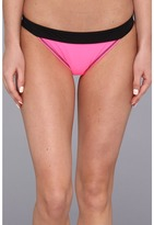 Juicy Couture Pro Solids Banded Flirt Bottom