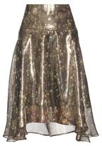 Preen by Thornton Bregazzi Amila floral-print skirt
