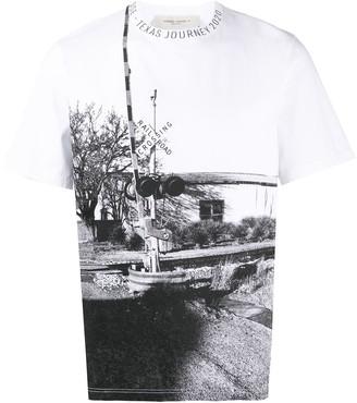 Golden Goose photograph print T-shirt