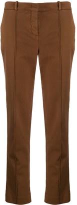 Loro Piana Cropped Slim-Fit Trousers