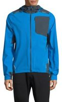 J. Lindeberg Hooded Running Jacket