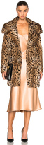 Cushnie et Ochs Rabbit Fur Coat
