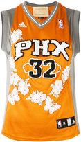 Night Market - embellished 'NBA' short tank top - women - Polyester - One Size