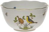 Herend Rothschild Bird Round Bowl