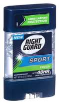 Right Guard Sport Antiperspirant & Deodorant Gel Fresh