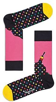 Happy Socks Paintbrush Dot Socks