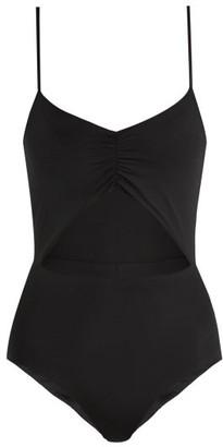 Dos Gardenias - Sleeper Swimsuit - Womens - Black