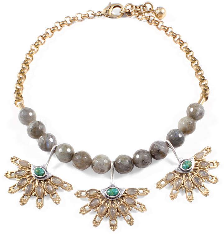 Lulu Frost Marjorelle Beaded Necklace