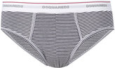 DSQUARED2 striped briefs