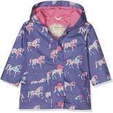 Hatley Girls' Cotton Coated Raincoat