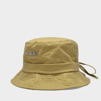 Jacquemus Le Bob Gadjo Hats In Green