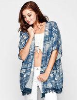 Roxy Western Rose Womens Kimono