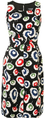 Chanel Pre Owned 1997 Patterned Dress
