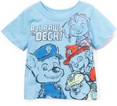 Freeze Light Blue 'All Paws on Deck' Crewneck Tee - Toddler