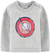 Ikks Graphic sweatshirt