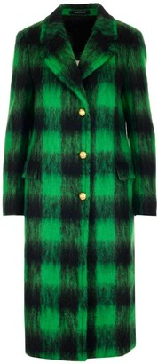Tagliatore Charlene Check Coat