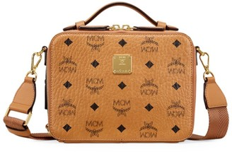 MCM Small Klassik Visetos Box Bag