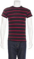 Christian Dior Striped Double-Faced T-Shirt