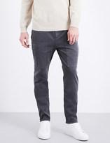 Brunello Cucinelli Leisure-fit stretch-cotton-twill trousers