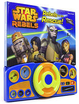 Star Wars Rebels Steering Wheel Sound Book