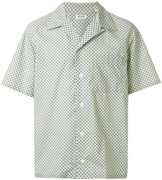 Kenzo Monogram Casual Shirt