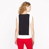 J.Crew Colorblock shell