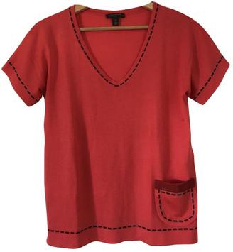 Louis Vuitton Pink Cashmere Tops