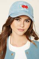 Forever 21 FOREVER 21+ Property of No One Graphic Cap