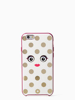 Kate Spade Framed picture dot monster iphone 6 case