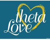 Dormify Kappa Alpha Theta Theta Love Print