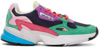 adidas Multicolor Falcon 90s Low Top Sneaker