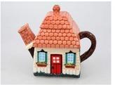 Cotswolds Cottages Teapot
