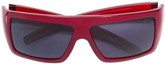 Gianfranco Ferré Pre-Owned Side Logo Sunglasses