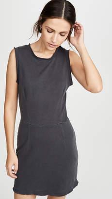 Monrow Distressed Dress