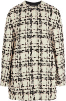 Giambattista Valli Wool-blend bouclé-tweed coat