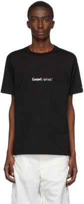 TAKAHIROMIYASHITA TheSoloist. Black Gospel T-Shirt