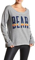 Junk Food Clothing Chicago Bears Sweatshirt