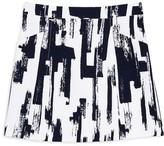 Aqua Girls' Abstract Print Skirt, Big Kid - 100% Exclusive
