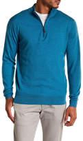 Peter Millar Merino Wool Half Zip Pullover