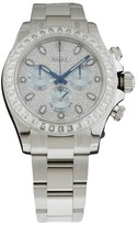 Rolex Cosmograph Daytona 116576TBR 40mm Platinum Watch