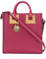 Sophie Hulme 'Albion' square tote