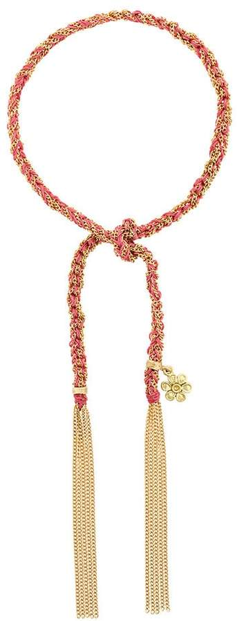 Carolina Bucci 18kt gold Lucky Friendship bracelet