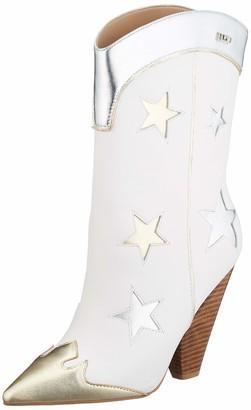 Liu Jo Women's Guenda 21-Bootie Nappa Cowboy Boots