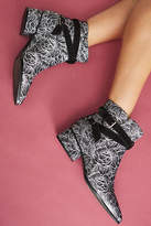 Jeffrey Campbell Brocade Harness Boots
