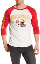 Junk Food Clothing Tampa Bay Buccaneers Raglan Tee