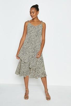 Coast Tie Shoulder Midi Dress