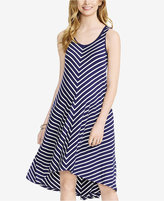 Jessica Simpson Maternity Striped Sleeveless Dress
