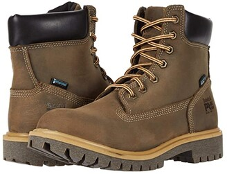 Timberland Direct Attach 6 Steel Safety Toe Insulated Waterproof (Turkish Coffee) Women's Shoes
