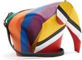 Loewe Elephant leather cross-body bag