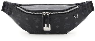 MCM Fusten Visetos Small Belt Bag